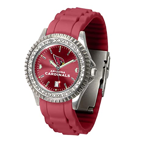 3eb13f85 Gametime Watches NFL Women's Sparkle Series Watch, Team Color
