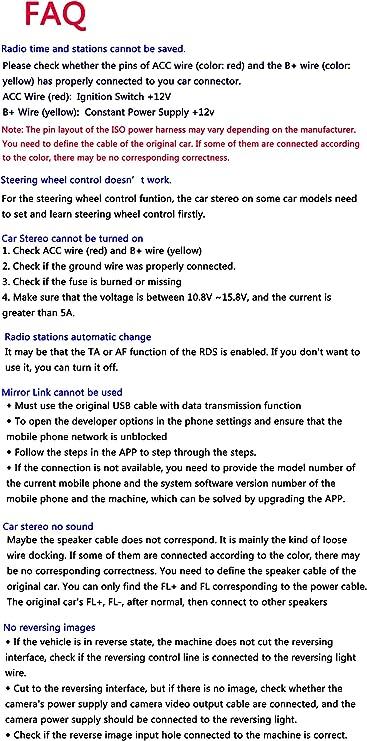 LEXXSON Estéreo para Coche Android 8.1 para Ford Focus Mondeo ...