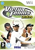 Virtual Tennis 2009 (Nintendo Wii) (NTSC)