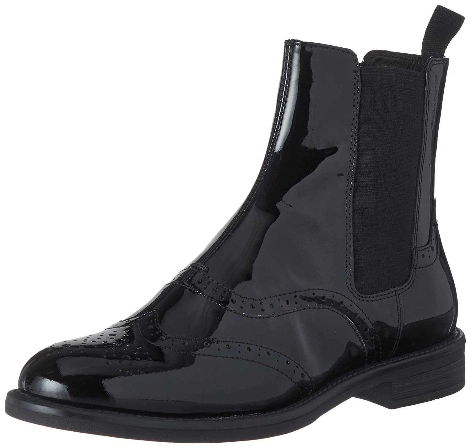 554e8380c4fe2 Vagabond Women's Amina Chelsea Boots, (Black), 38 EU, 5 UK: Amazon.co.uk:  Shoes & Bags