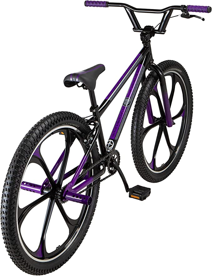 Bicicleta BMX Black Panther Freestyle de Schwinn, con marco de ...
