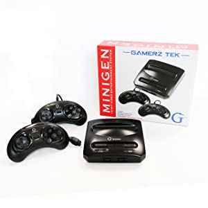 Minigen Video Entertainment System