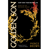 Golden Son (Red Rising Series Book 2) book cover