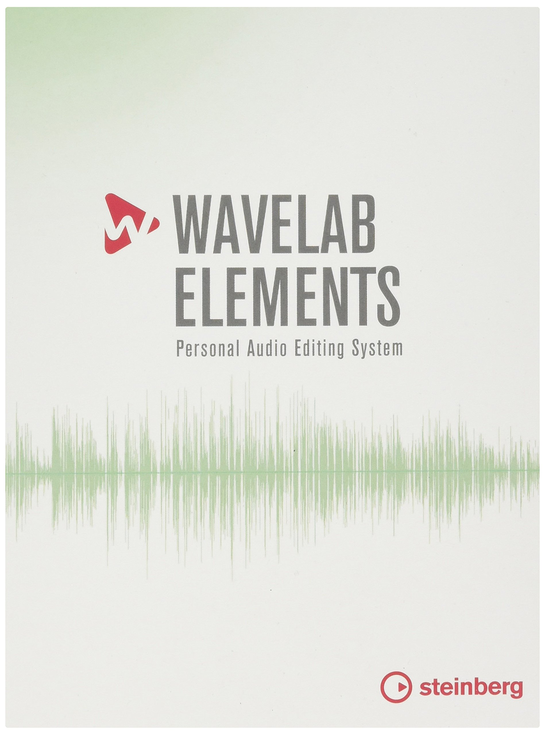 Steinberg Wavelab Elements 9.5 Retail by YAMAHA