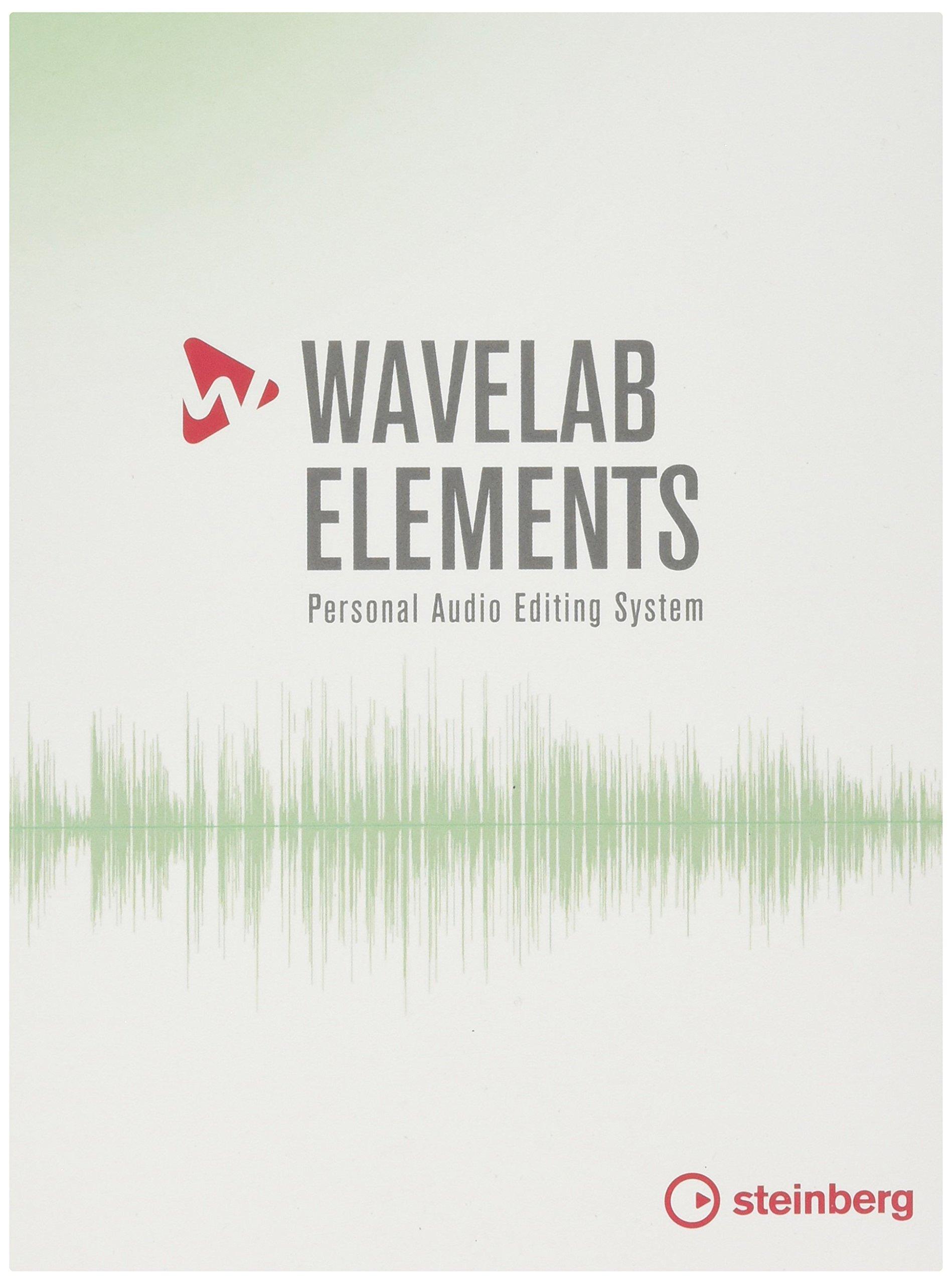 Steinberg Wavelab Elements 9.5 Retail by Steinberg