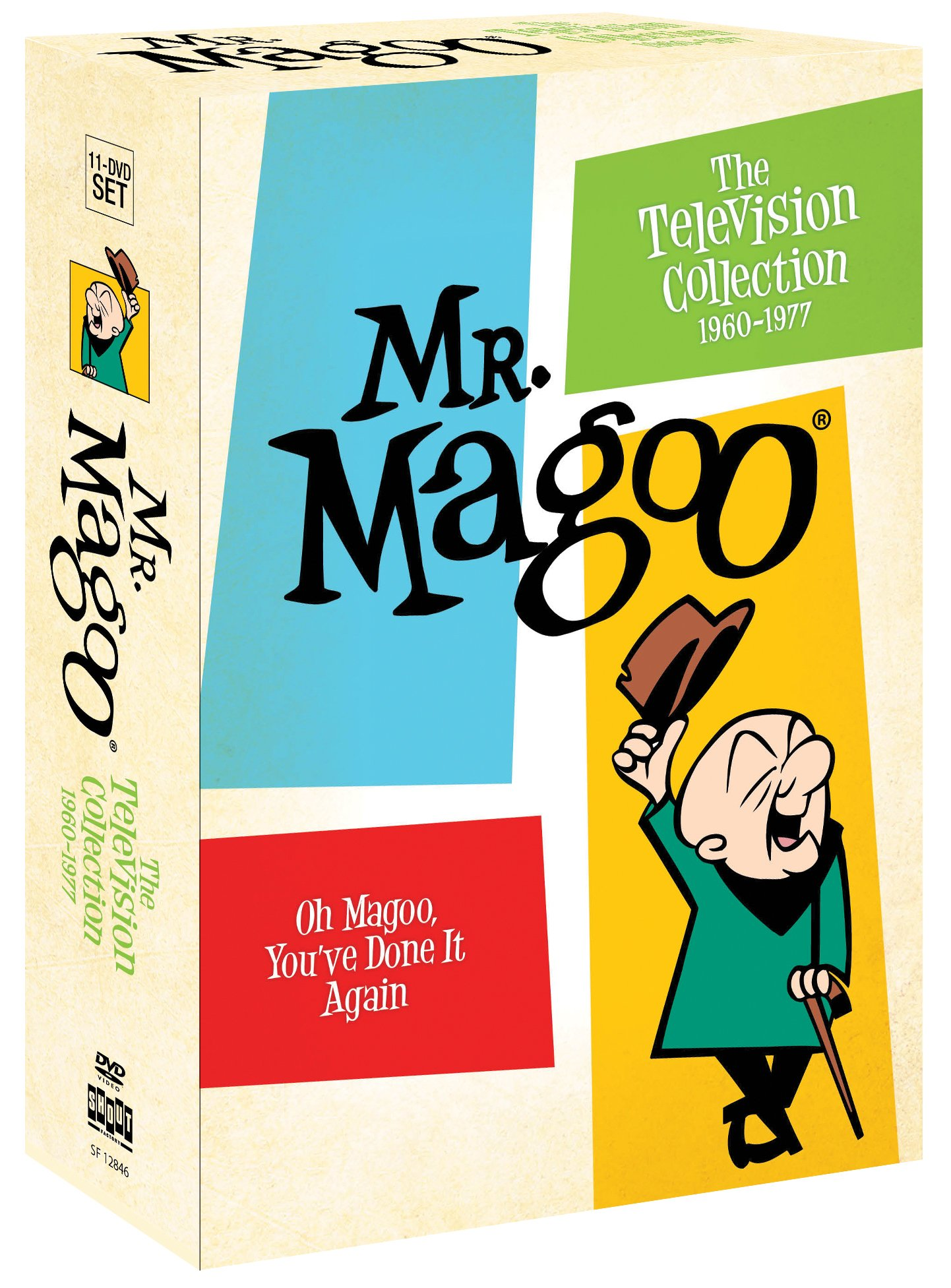 Mr. Magoo: The Television Collection, 1960-1977 by Shout! Factory