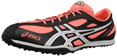 ASICS Women's Hyper-Rocketgirl(tm) XCS Electric Melon/White/Onyx Sneaker