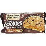 Michel et Augustin Super cookies coeur fondant au praliné, et amandes grillées 180g - Lot de 3