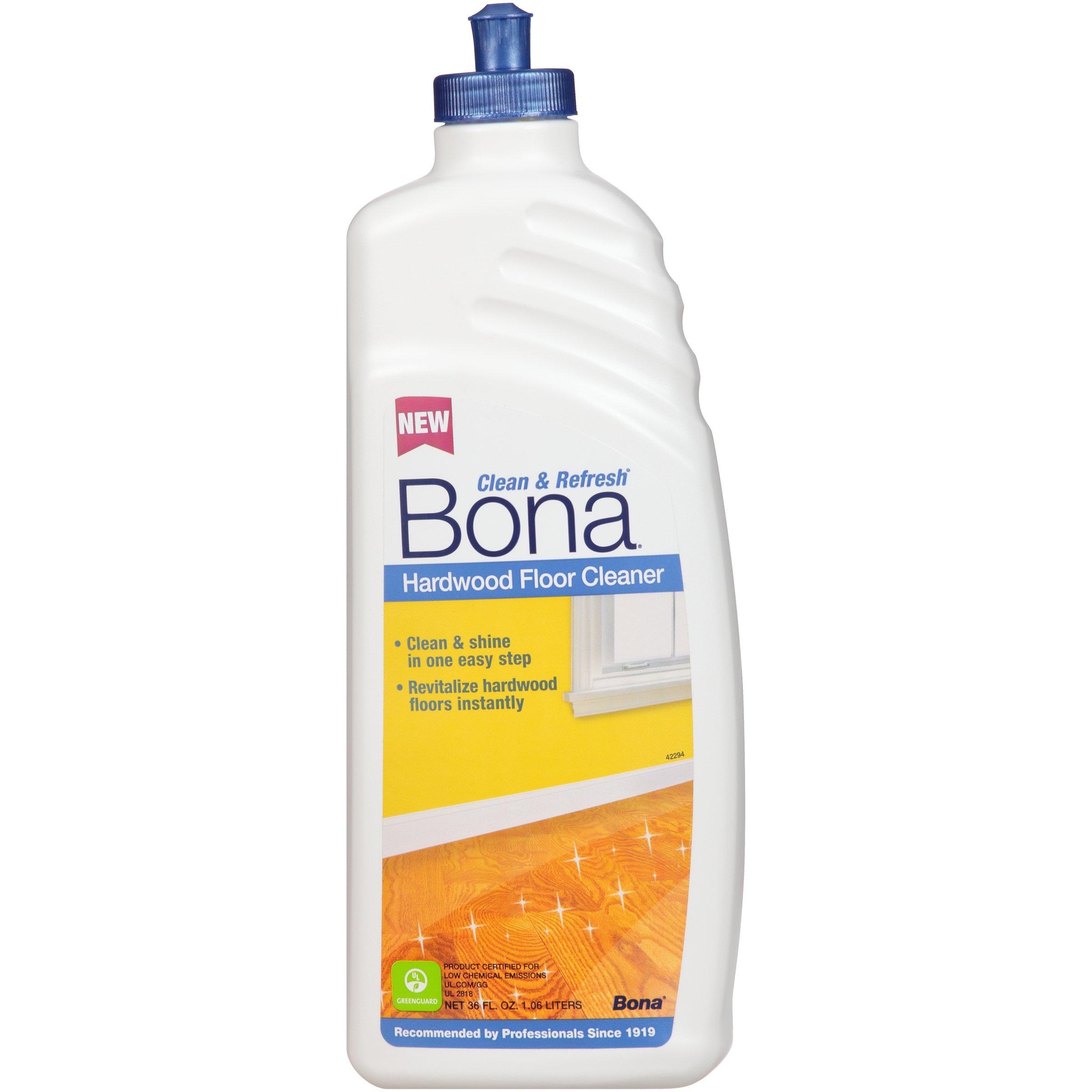 Bona WM700059009 Hardwood Clean and Refresh, 36 oz