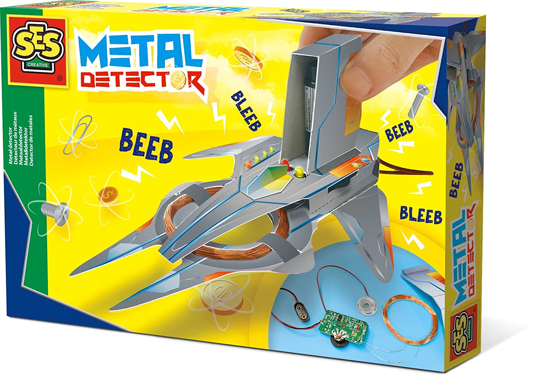 SES Creative Detector de Metales - Kits de ingeniería para niños ...