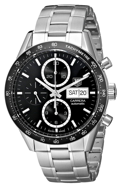 Tag Heuer (タグホイヤー) TAG-CV201AG.BA0725 メンズ 腕時計 [並行輸入品] B00NSIIWAG