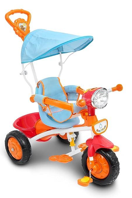38 opinioni per Bontempi STR 6531- Baby Triciclo