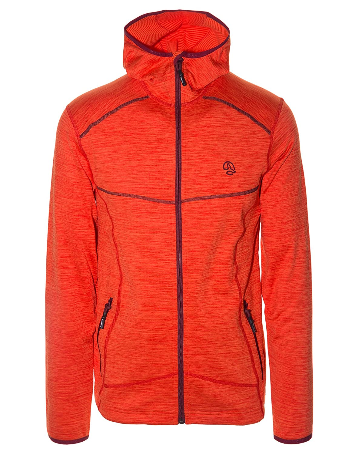 Orange, rouge XL Ternua ® gotam JKT M Veste, Homme