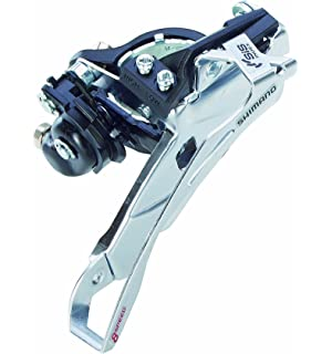 Top-pull Dérailleur Shimano Tourney fd-ty300 6//7 positions Down Swing 34.9 mm