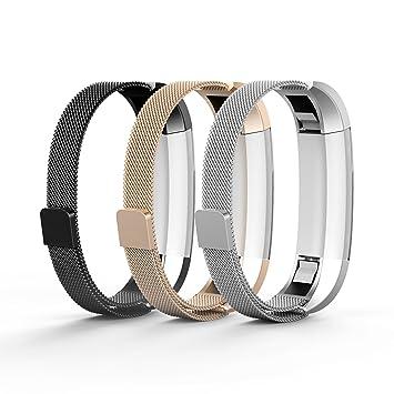 Amazon.com: Tecson para Fitbit Alta & Alta HR & Ace bandas ...