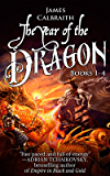 The Year of the Dragon Series, Books 1-4: The Crimson Robe (English Edition)