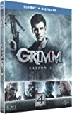 Grimm - Saison 4 [Blu-ray + Copie digitale]