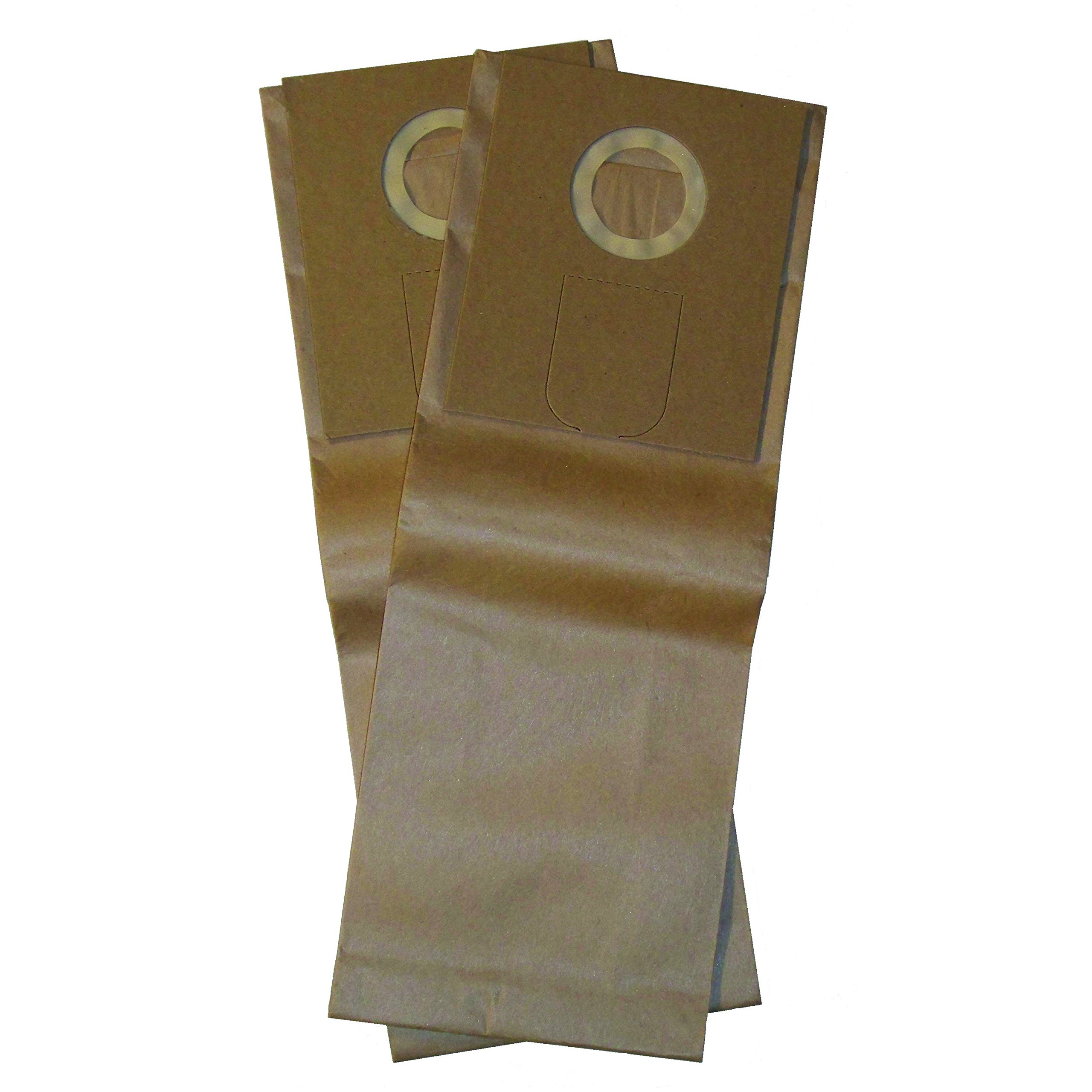 BISSELL BigGreen Commercial BGPK10PRO14DW Disposable Bags for BGUPRO14T and BGUPRO18T Commercial Upright with Tools