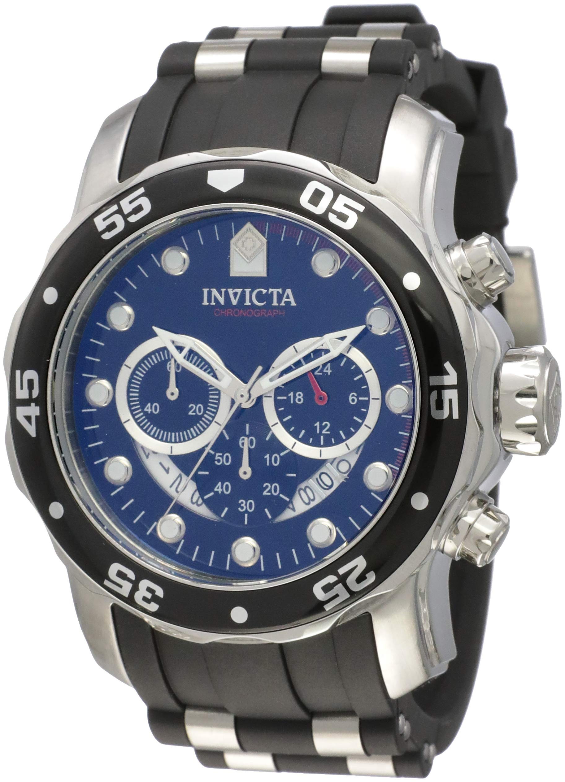 Invicta Men's 6977 Pro Diver Collection Stainless Steel Watch by Invicta