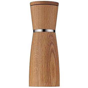 Wmf Ceramill Nature Salz Und Pfeffermuhle Unbefullt Holz