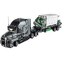 Lego Technic Mack Anthem Semi Truck Building Kit and Engineering Toy (42078)