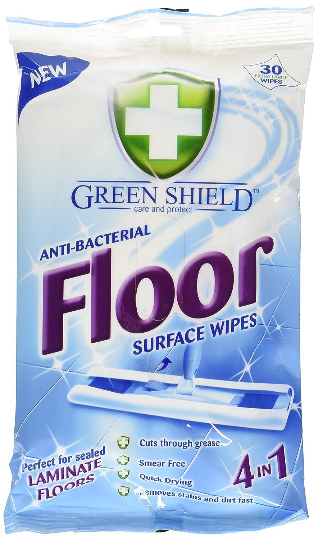 Verde Shield antibacteriano toallitas de suelo (6 unidades, total 180): Amazon.es: Alimentación y bebidas