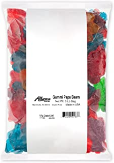 product image for Albanese Confectionery Gummi Papa Bears, 5 Pound Bag