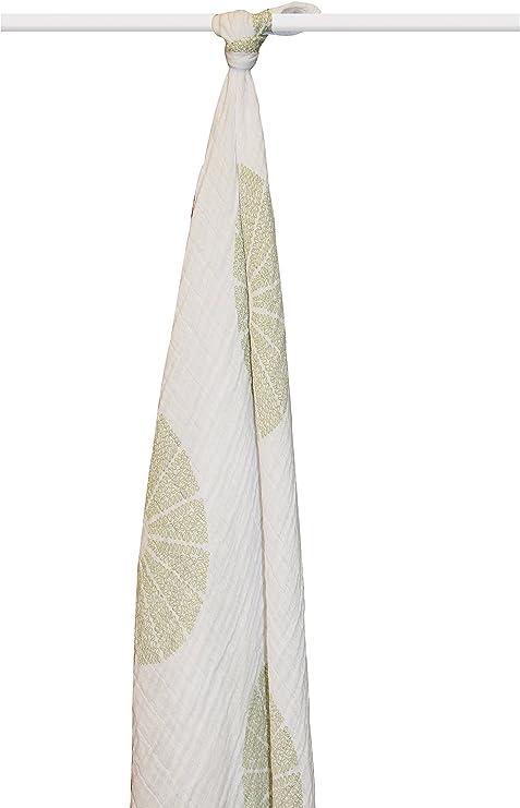 aden + anais 9105 G – Maxi-Lange en muselina – 100% algodón orgánico y Sa Pochette – Oasis – 120 x 120 cm: Amazon.es: Bebé