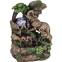 OK Lighting - Fuente de Mesa (28 cm), diseño de Elefante
