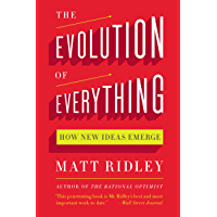The Evolution of Everything: How New Ideas Emerge (English Edition)