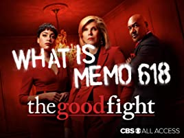 The Good Fight Staffel 4 Amazon