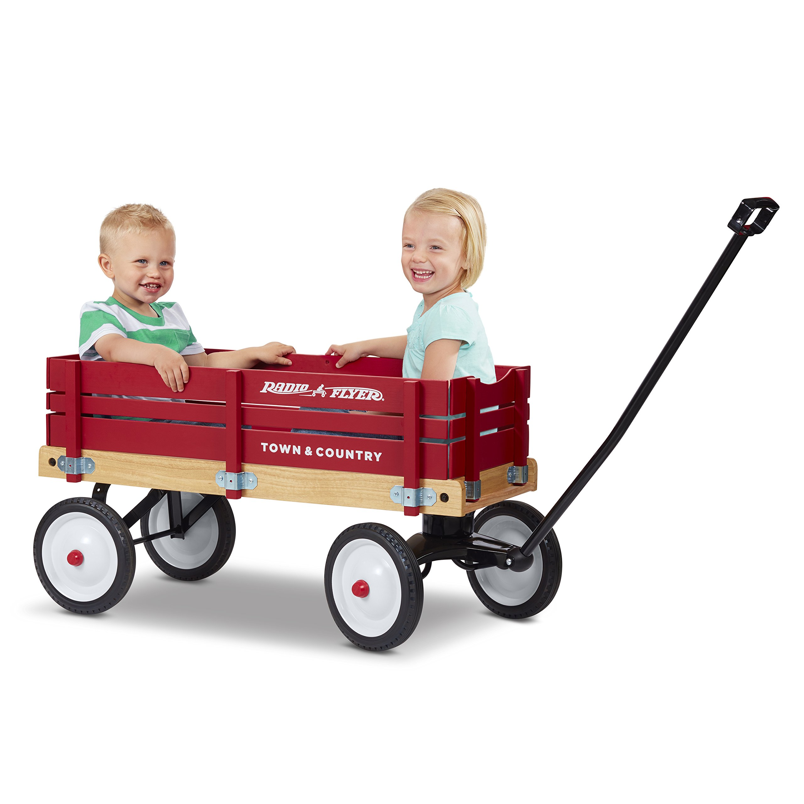 Radio Flyer Town and Country Wagon by Radio Flyer (Image #6)