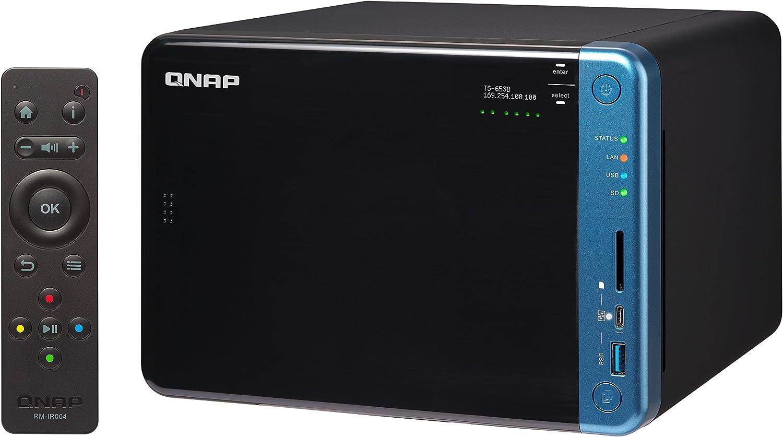 QNAP TS-653B-4G/12TB-REDPRO 6 -