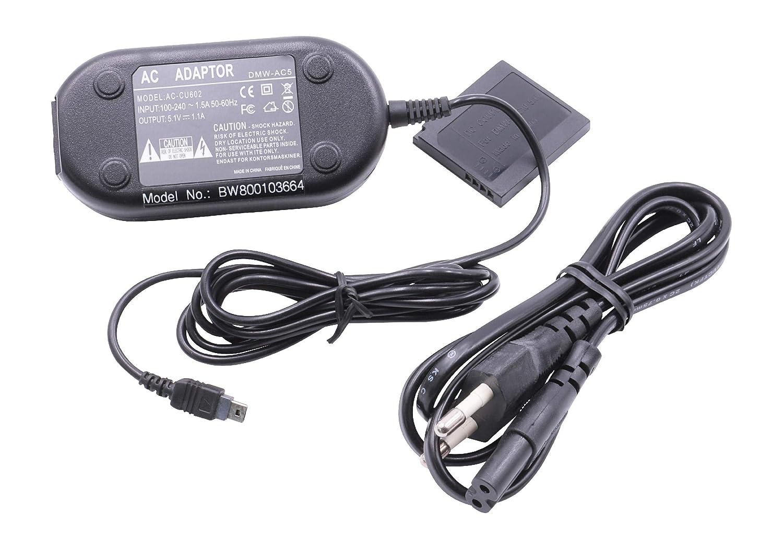 Cargador para cámaras PANASONIC Lumix DMC-FX77, DMC-FX78 ...