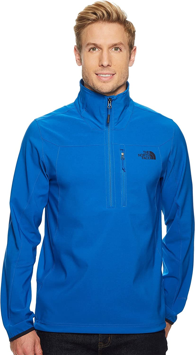 The North Face Men's Apex Nimble Half Zip Pullover