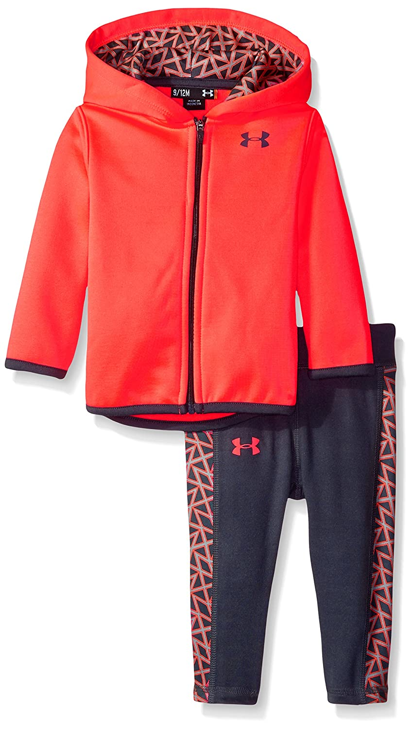 Under Armour Girls' Active Hoodie and Legging Set After Burn 5 2527B22001