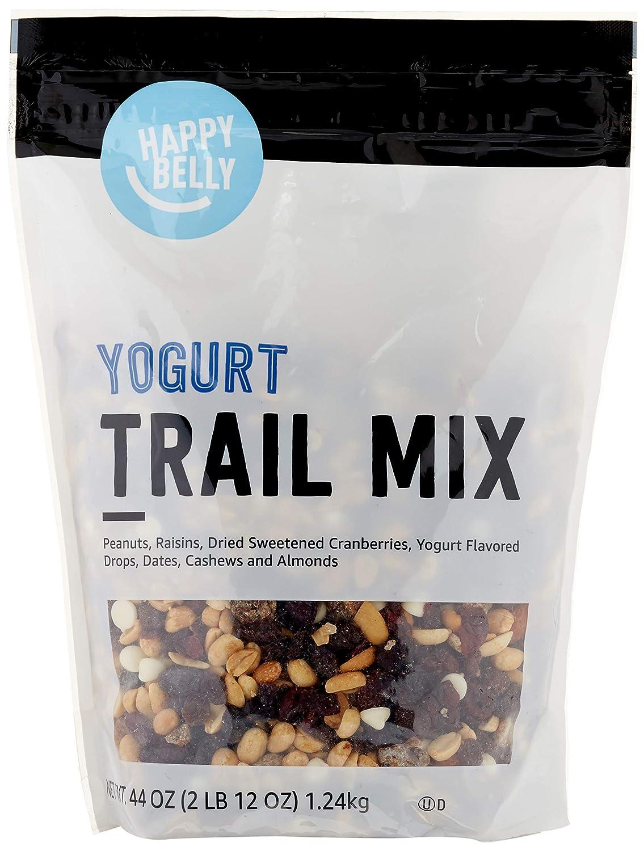 Amazon Brand - Happy Belly Yogurt Trail Mix, 44 Ounce