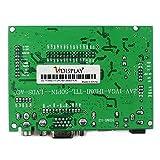 VSDISPLAY HDMI+VGA+2AV LCD Controller Board Work