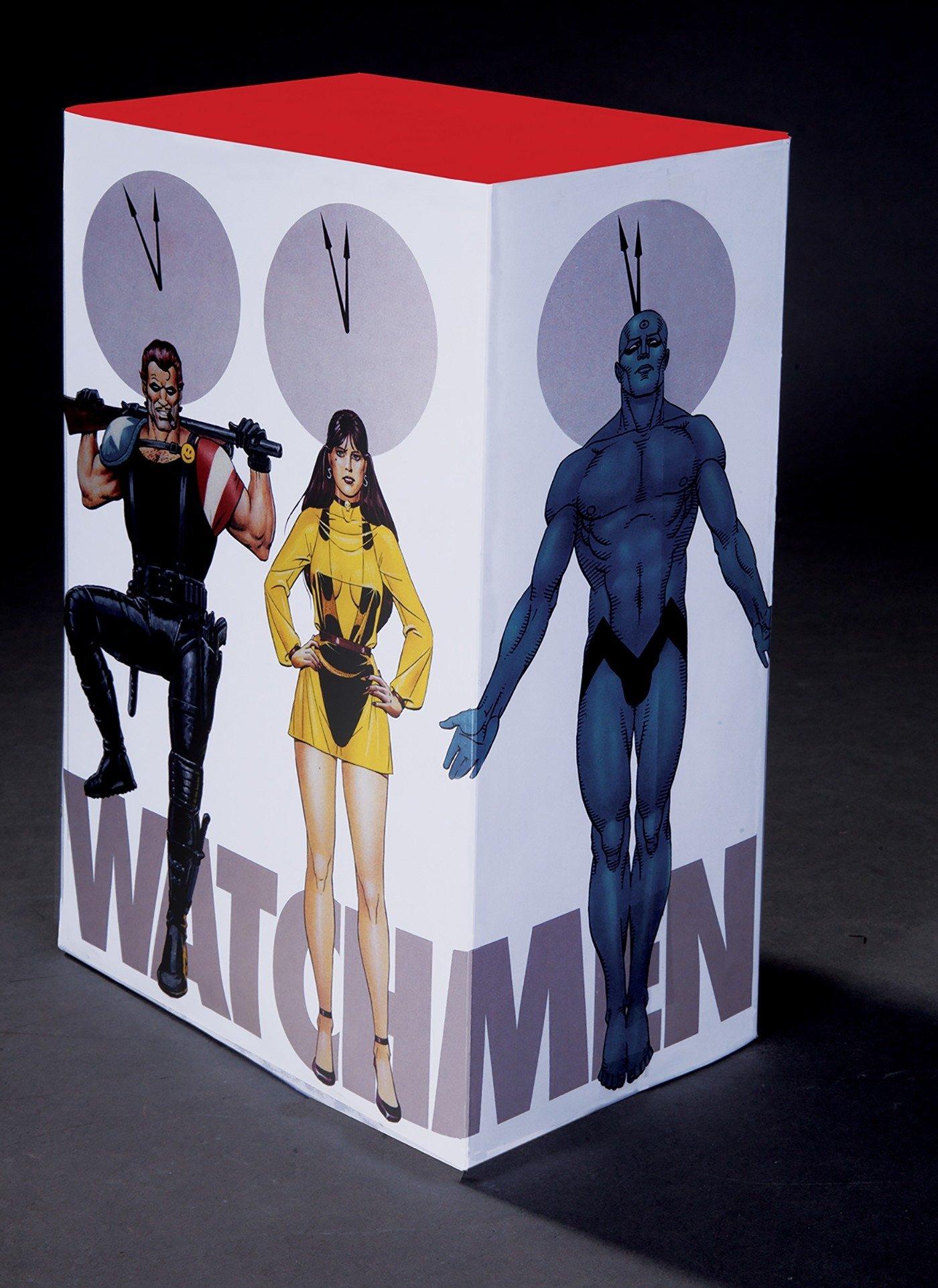 Read Online Watchmen Collector's Edition Slipcase Set pdf