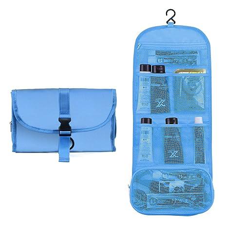 mlmsy impermeable para colgar Kit de viaje organizador baño ...