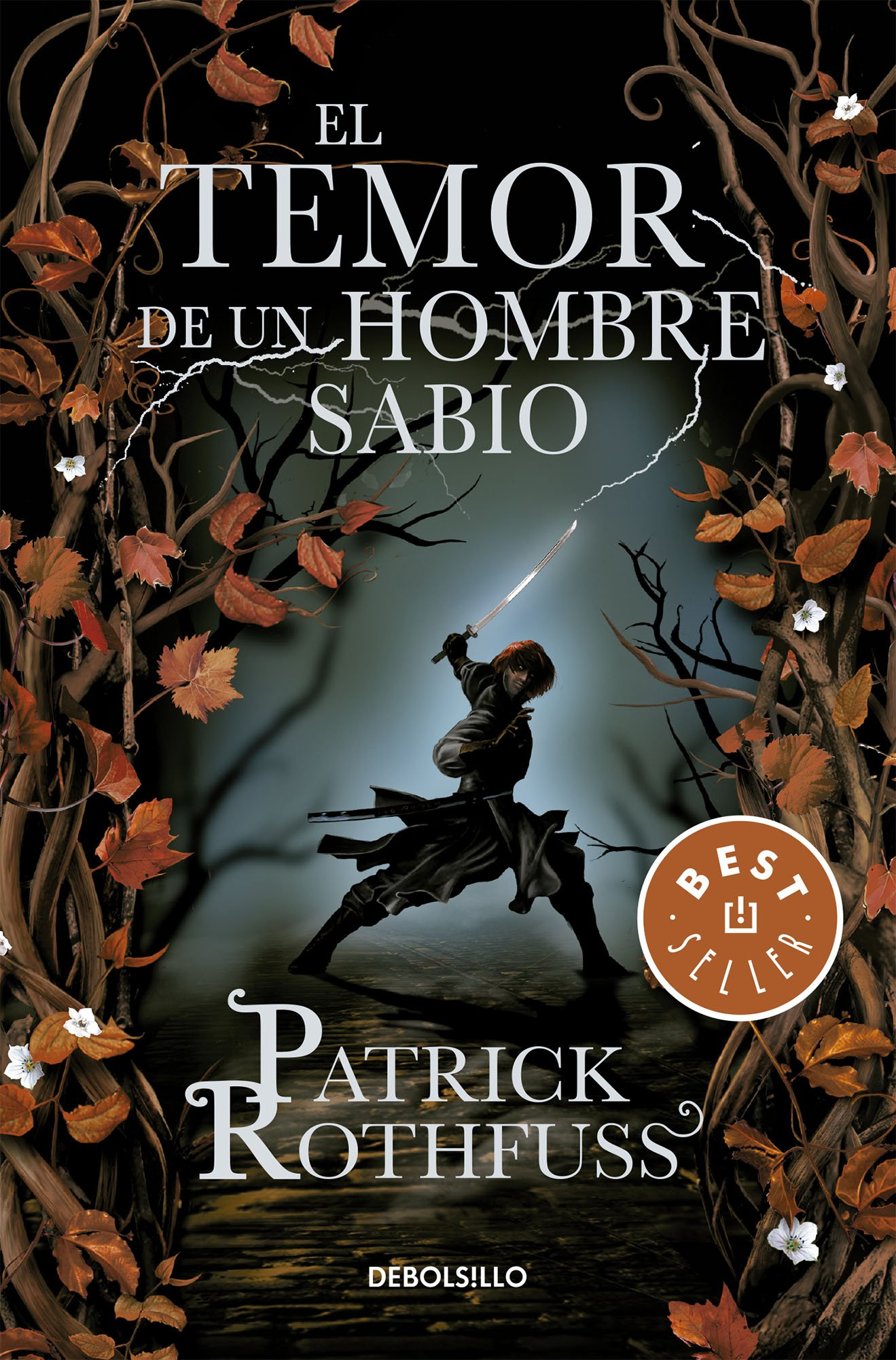 El temor de un hombre sabio: Crónica del Asesino de Reyes: segundo día:  Patrick Rothfuss: Amazon.com.mx: Libros