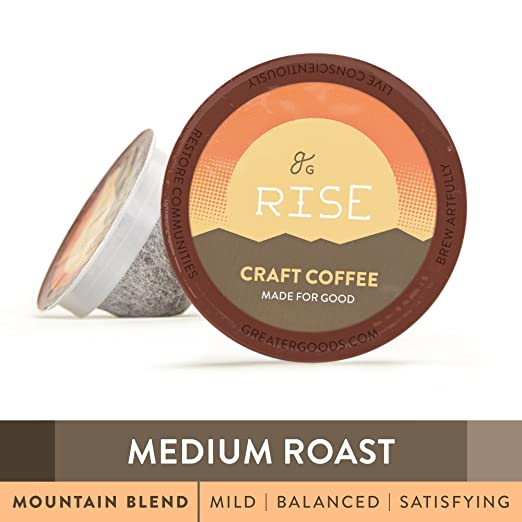 Eco-Friendly Grade Coffee For Keurig K-Cup Brewers