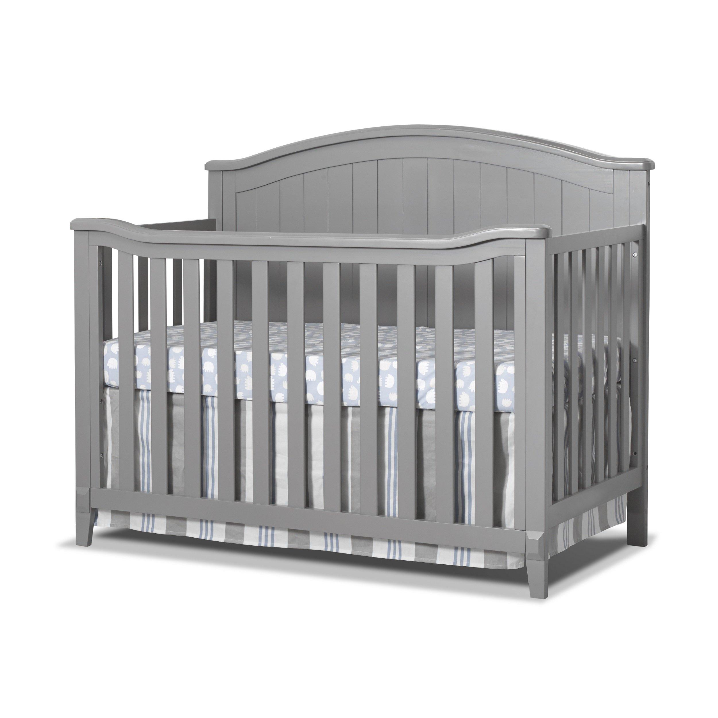 Amazon Com Sorelle Berkley Double Dresser Gray Baby