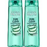 Garnier Fructis Pure Clean Shampoo, 22 fl. oz., 2 Pack