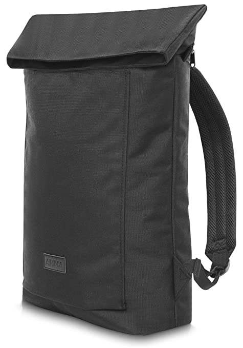 release info on fashion no sale tax AMMA Bags Rolltop Rucksack mit innovativem Rolltop Effekt ...