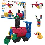 LaQ Basic 201 - 9 Models, 350 Pieces | STEM Building Construction Set | Made in Japan | Learning Education Sensory Toy…