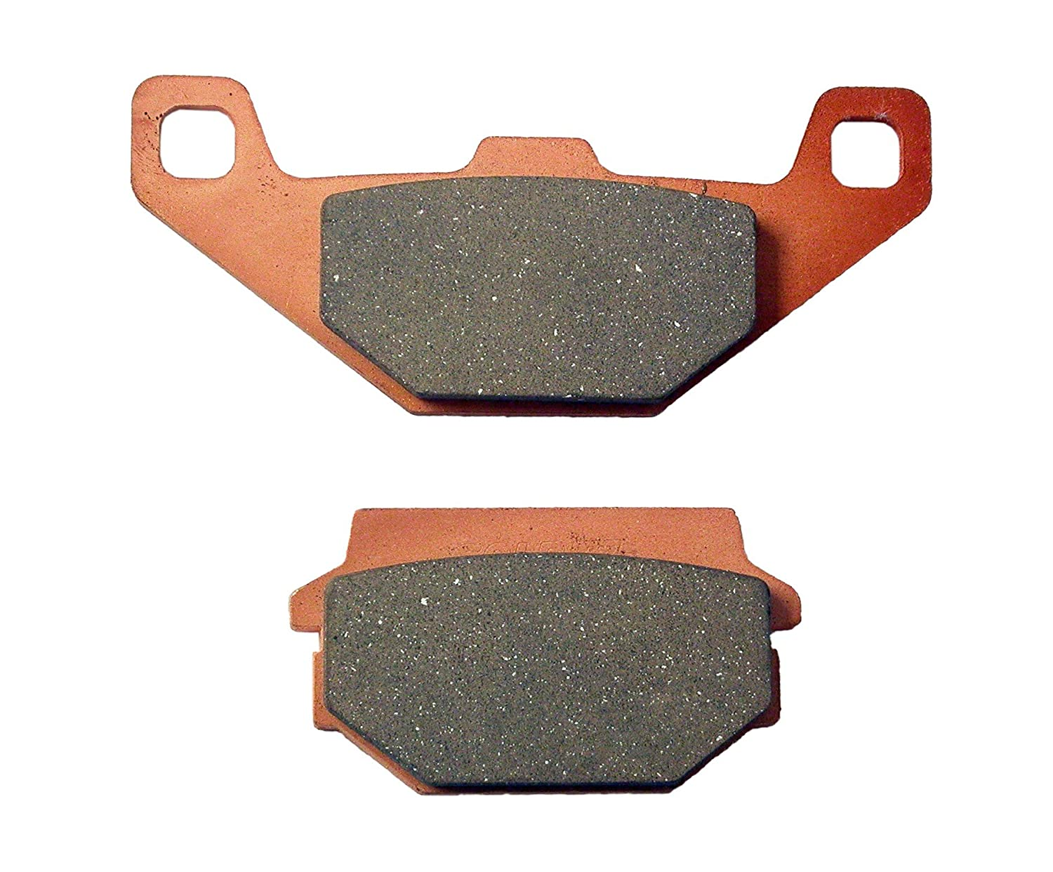 SYM Husky 125 (Global) 1998-2005 Brake Disc Pads Goldfren - Front Right (Pair) My Moto Parts