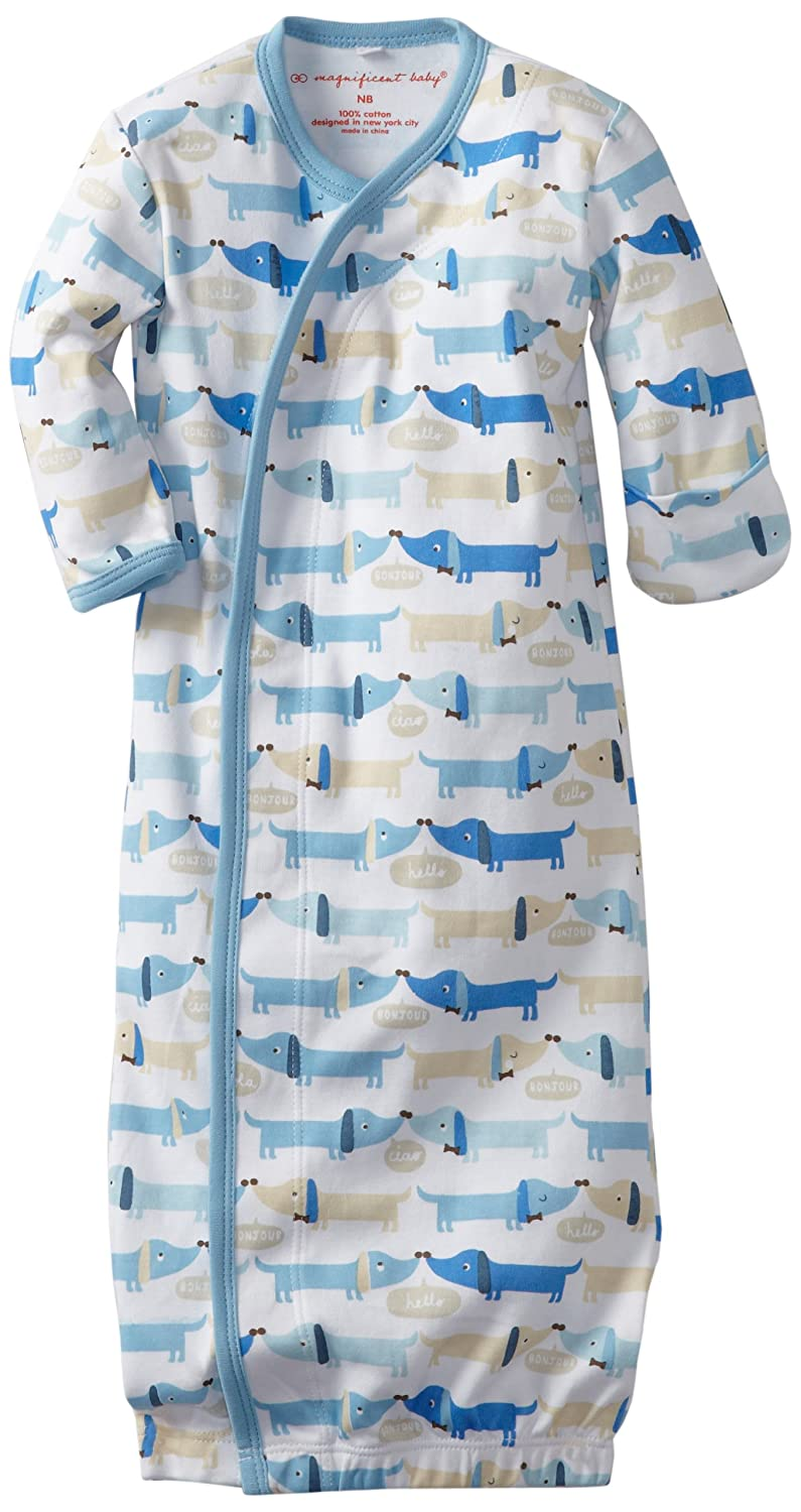 Magnificent Baby Boys Newborn Gown Hot Dogs New Born 1147G