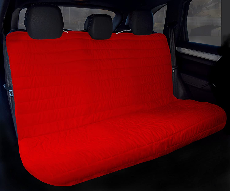 Coprisedile Posteriore per Auto 130x140cm con elastici arancio/giallo Datex-Trade s.r.l. COPRISEDILEARANCIOGIALLO