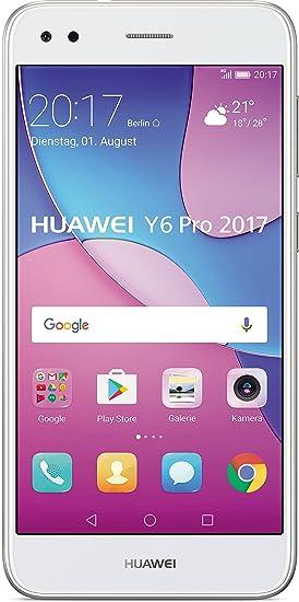 Huawei 51091um 12,7 cm (5 Pouces) Y6 Pro 2017 Smartphone (16 Go, Android  7 0) mémoire